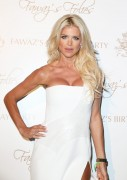 Victoria Silvstedt -              Fawaz Gruosi's Birthday Party Hotel Cala Di Volpe Sardinia August 9th 2016.