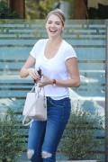 Kate Upton - Out for lunch in Malibu 8/9/16