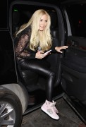 Heidi Montag - Arriving at The Abbey in West Hollywood 8/9/16
