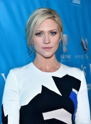 Brittany Snow attends the special event for UN Secretary-General Ban Ki-moon 8/10/16