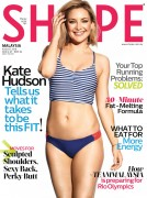 Kate Hudson -                              Shape Magazine (Malaysia) August 2016 Arthur Belebeau Photos.