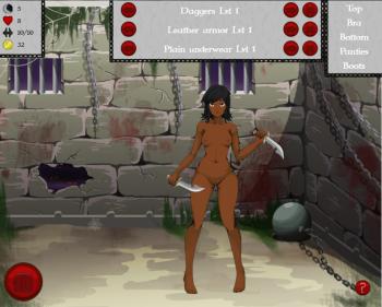 Vampire Revenge [Ver 1.1] (Gaweb Studio)