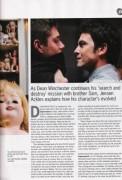 Дженсен Эклз   Интервью для Cult Times #6   2007