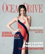 Anna Kendrick -              Ocean Drive Magazine (Panama) Aug/Sept 2016.