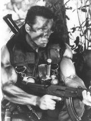 Коммандо / Commando (Арнольд Шварценеггер, 1985) - Страница 2 4436dd499820791