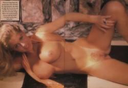 Nackt susanne montag Playboy 9,09/1985