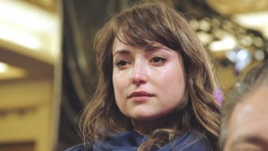 Milana Vayntrub in the Tony Robbins Documentary I Am Not Your Guru