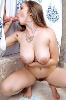 Trimmed Housewife Blows Stepson (Creampie) 720p Cover