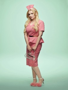 Abigail Breslin -                   Scream Queens Season 2 Promo.