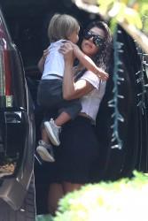 Kourtney Kardashian - Out in LA 8/25/16