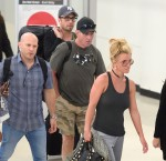 Britney Spears - At Newark Airport In NJ August 25, 2016 x18HQ