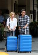 "Julie Bowen -                   ""Modern Family"" Set Los Angeles August 25th 2016."