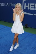Zara Larsson -            Billie Jean King National Tennis Center Flushing Meadows New York August 27th 2016.