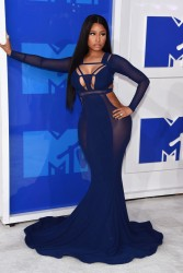 Nicki Minaj -  2016 MTV VMAs in NYC 8/28/16