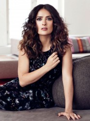 Salma Hayek -                                 Next Magazine September 2016.