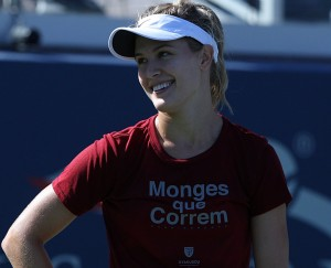 Genie Bouchard - US Open in New York City 08/30/2016