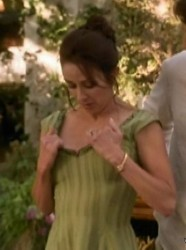 "Patricia Heaton ""Engagement Ring"""