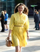 "Sophie Ellis Bextor -                  Leaving ""BBC Breakfast"" Manchester September 1st 2016."