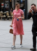 "Sophie Ellis Bextor -                   Leaving ""BBC Breakfast"" Manchester September 2nd 2016."