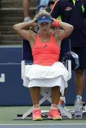 Angelique Kerber at the 2016 US Open Tennis Championships - August 31, 2016 x11