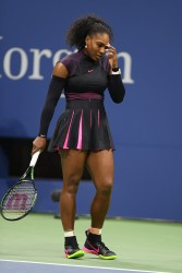 Serena Williams at the 2016 US Open Tennis Championships - August 31, 2016 x15