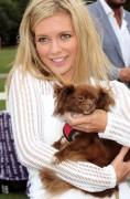 Rachel Riley -                   PupAid Puppy Farm Awareness Day London September 3rd 2016.