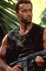Хищник / Predator (Арнольд Шварценеггер / Arnold Schwarzenegger, 1987) 50a38a502819945