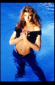 Kirstie Alley - Firooz Zahedi Photoshoot 1988