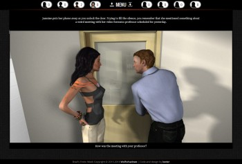Brad's Erotic Week Episode 7 [Wolfshadowe] [ENG,FRA,ES,ITA]