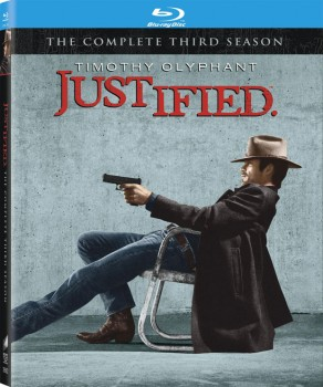Justified - Stagione 3 (2012) [3-Blu-Ray] Full Blu-ray 135Gb AVC ITA DD 5.1 ENG DTS-HD MA 5.1 MULTI
