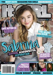 Sabrina Carpenter in It GiRL Magazine 2016 x3