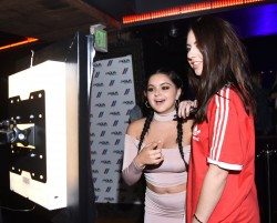 Ariel Winter at AQUAhydrate Hosts Private Event At Hyde Staples Center For Drake And Future Concert in Los Angeles 9/7/16