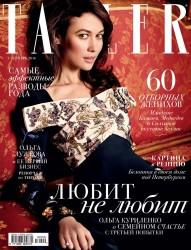 Olga Kurylenko in Tatler Russia 2016 x5