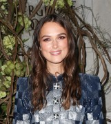 Keira Knightley - Chanel Fine Jewelry Dinner in Honor of Keira Knightley at Jewel Box, Bergdorf Goodman NYC