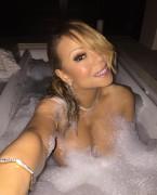 Mariah Carey : Bubbles Pics x 2