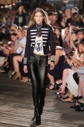 Gigi Hadid - Tommy Hilfiger Fashion Show in NYC (Runway) 9/9/16