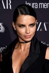 "Adriana Lima - Harper's Bazaar Celebrates ""ICONS By Carine Roitfeld"" in NYC 9/9/16"