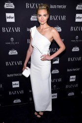 "Kate Upton - Harper's Bazaar Celebrates ""ICONS By Carine Roitfeld"" in NYC 9/9/16"