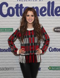 Laura Marano - Beauty Bar Presented by Cottonelle on  9/9/ 2016