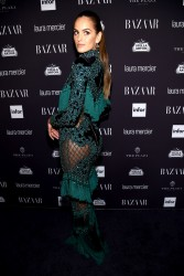 "Izabel Goulart - Harper's Bazaar Celebrates ""ICONS By Carine Roitfeld"" in NYC 9/9/16"