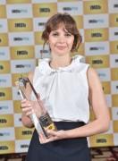 Felicity Jones -               IMDb STARmeter Award Toronto September 10th 2016.