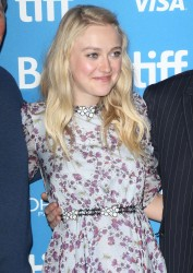 Dakota Fanning - 'American Pastoral' Press Conference at the 2016 Toronto International Film Festival 9/10/16