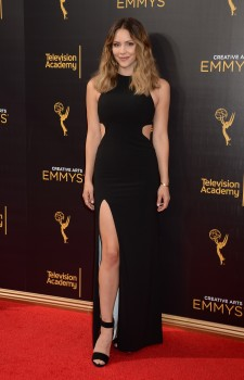 Katharine McPhee attends the 2016 Creative Arts Emmy Awards - September 11, 2016
