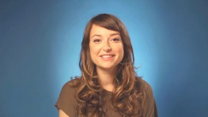 Milana Vayntrub - A Message To Dads