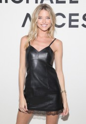 Martha Hunt - Michael Kors Access Smartwatch Launch Party in NYC 9/11/16