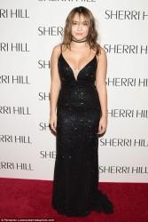 Stella Hudgens - Sherri Hill Fashion Show in NYC 9/12/16