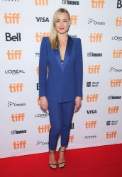 Yvonne Strahovski - 2016 Toronto International Film Festival - 'All I See Is You' Premiere - 09/14/16