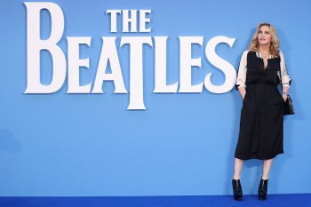 Madonna attends the new Beatles documentary world premiere in London [15 September 2016 - Pictures ]