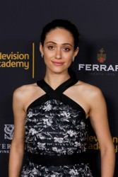 Emmy Rossum - Television Academy's Writers Event in Hollywood 9/14/16