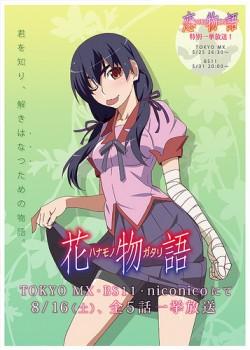 物語系列-第2季-囮物語-Otorimonogatari、花物語-Hanamonogatari